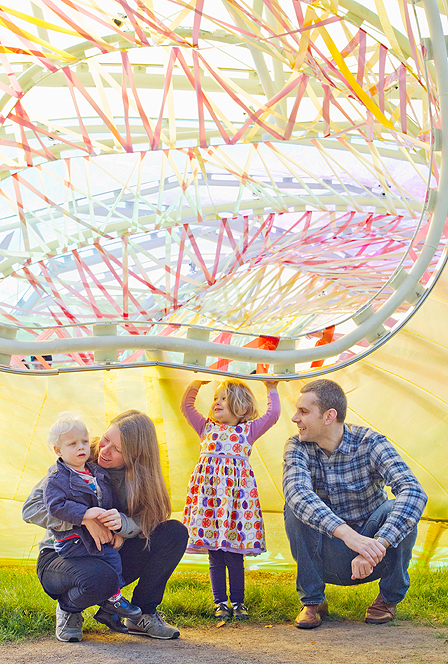 On Location: London Family Session