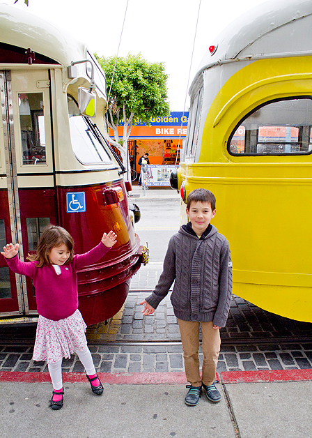 On Location: Family Portraits in San Francisco